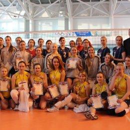 Волейбольный турнир девушек 1997 – 1998 г.р.
