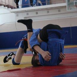 Первенство Южно-Сахалинска по самбо среди юношей