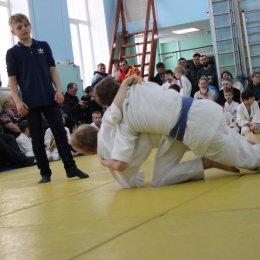 Детский турнир по дзюдо, посвященный Дню защитников Отечества