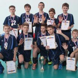 Первенство области по волейболу среди юношей и девушек 2001 – 2002 г.р.