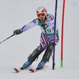 Чемпионат России по горнолыжному спорту. Слалом. 4 день.