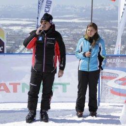 Кубок Дальнего Востока по горнолыжному спорту_слалом