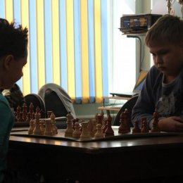 Детский шахматный турнир на призы ЗАО Гидрострой