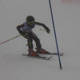 Всероссийские соревнования по горнолыжному спорту Утро Родины