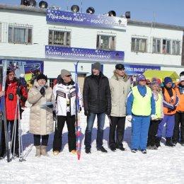 Праздник лыж в Охе