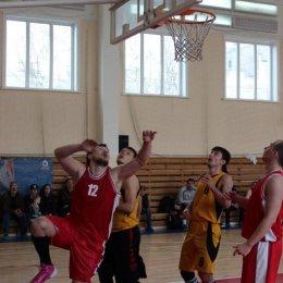 Кубок Сахалинской области 2015 года по баскетболу среди мужских команд