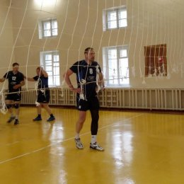 Дальневосточный турнир по волейболу среди ветеранов Шмаковская весна