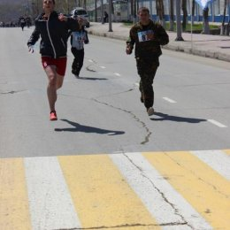 Легкоатлетический кросс, посвященный девяностолетию образования Сахалинского общества Динамо