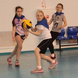 Турнир по пионерболу с элементами волейбола среди девочек 2005 – 2007 г.р.
