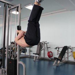 Инструктор тренажерного зала ВЦ Сахалин Захар Филь