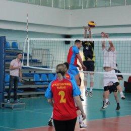 Турнир по волейболу в рамках Кубка губернатора