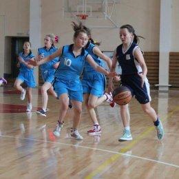 Первенство области по баскетболу среди юношей и девушек до 14 лет