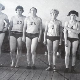 Сборная Охи, 1960-е годы.