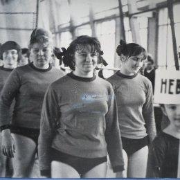 Сборная Невельска, 1960-е годы.