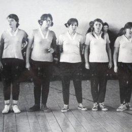 Сборная Тымовска, 1960-е годы.