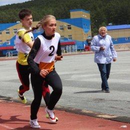 Легкоатлетическая эстафета