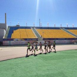 Спартакиада учащихся ДФО по легкой атлетике