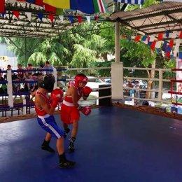 Международный турнир по боксу в Сочи