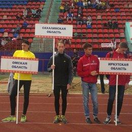 Финал летней Спартакиады учащихся России по легкой атлетике