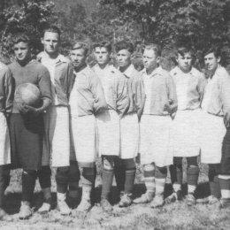"""Локомотив"" (Южно-Сахалинск), 1951 год."