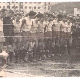"""Локомотив"" (Южно-Сахалинск), 1960 год."