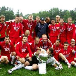 """""""Локомотив-Тепличный"""" (Южно-Сахалинск), 2007 год."""