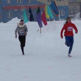 Зимний чемпионат области по легкой атлетике