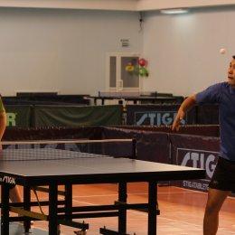 Чемпионат ДФО по настольному теннису