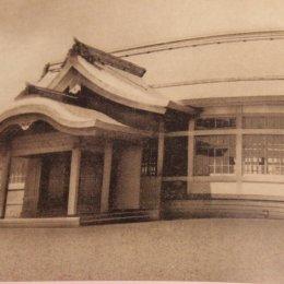 Спортивный зал для единоборств в Тойохаре