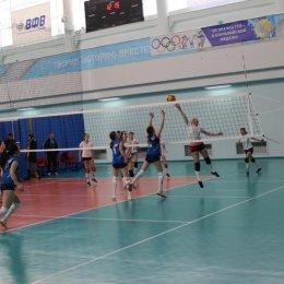 Первенство области по волейболу среди юношей и девушек 2000 - 2001 г.р.