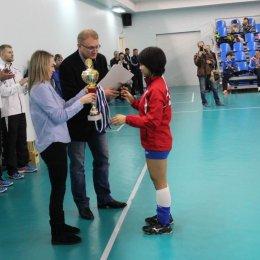 Награждение победителей и призеров первенства области