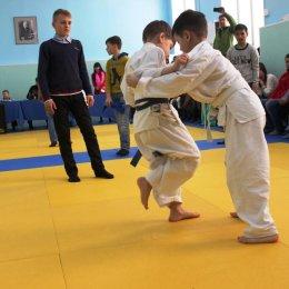 Детский турнир по дзюдо