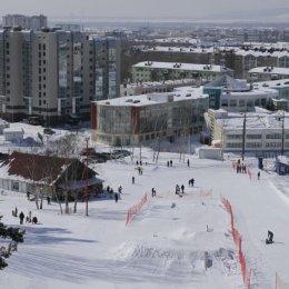 Первенство области по сноуборду