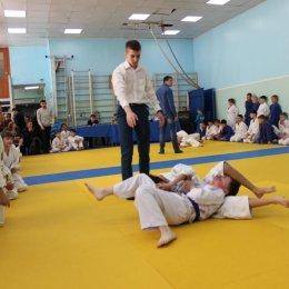 Детский командный турнир по дзюдо
