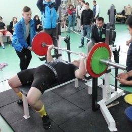 Чемпионат области по пауэрлифтингу