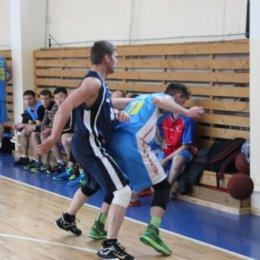 Кубок области по баскетболу среди мужских команд