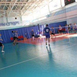 Турнир по волейболу в рамках Спартакиады минспорта