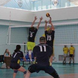 Турнир по волейболу в рамках Спартакиады на Кубок губернатора