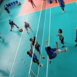 Турнир по волейболу в рамках Спартакиады медработников