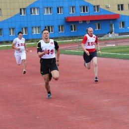 Сдача нормативов ГТО в рамках Спартакиады медработников