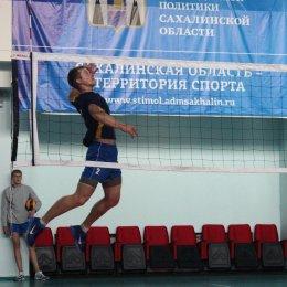 """Тренировка команды """"Элвари Сахалин"""""""
