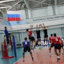 Матч «Технолог-Белогорье» - «Элвари Сахалин»