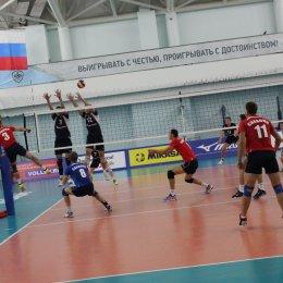 Матч «Элвари Сахалин» - «Подмосковье» (12.10.2016)