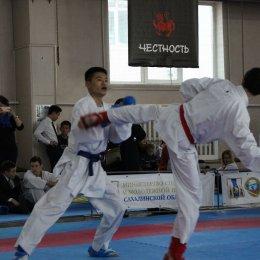 Открытое первенство Южно-Сахалинска по каратэ