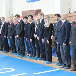 Первенство Южно-Сахалинска 2016 года по дзюдо