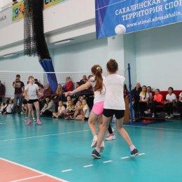Осенний турнир по мини-волейболу