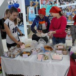 """Ярмарка """"Золотая осень"""" в ВЦ """"Сахалин"""""""