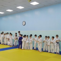 Тренировка в рамках Декады спорта и здоровья