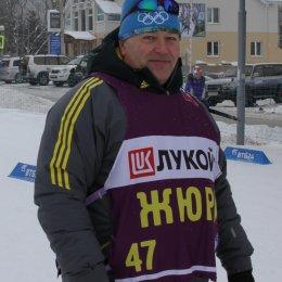 Первенство ДФО по лыжным гонкам