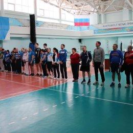 Турнир по настольному теннису в рамках Спартакиады минспорта